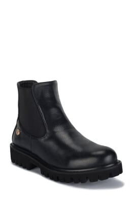 Chelsea flat ankle boots